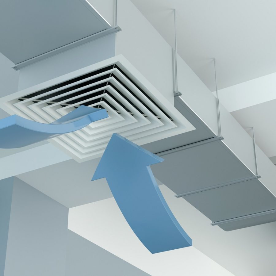 Industrie air  ventilation - qualité - maintenance et installation